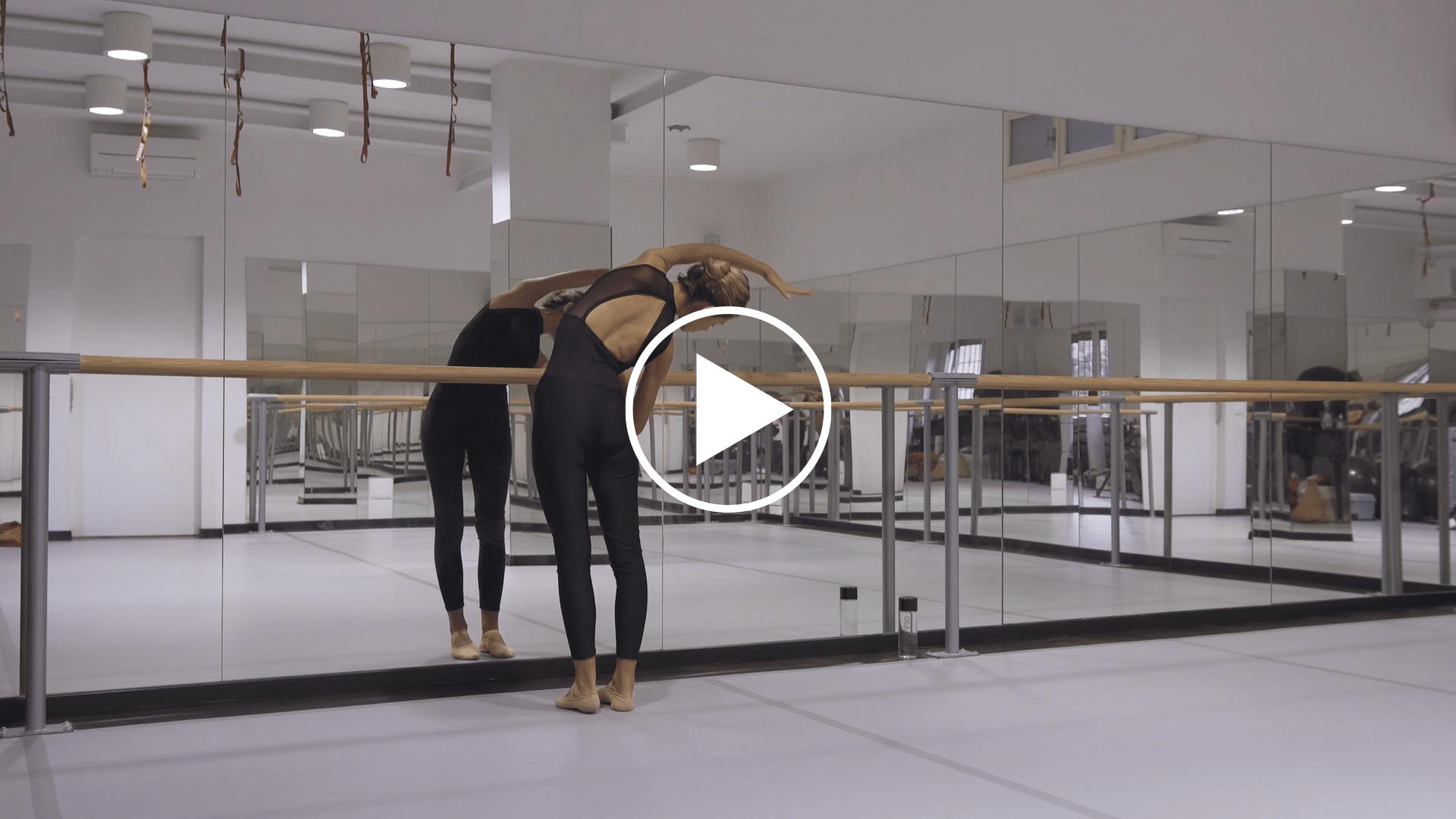 Barre e stretching